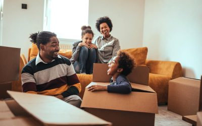 How to Survive Moving With Kids
