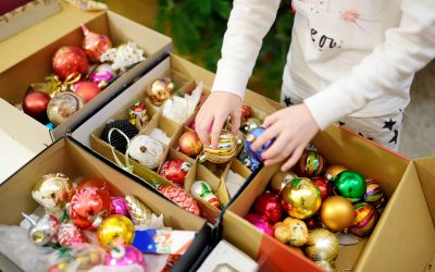 4 Tips for Storing and Organizing Your Christmas Decorations