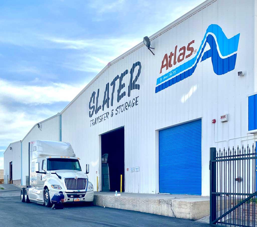 Slater Transfer & Storage facility